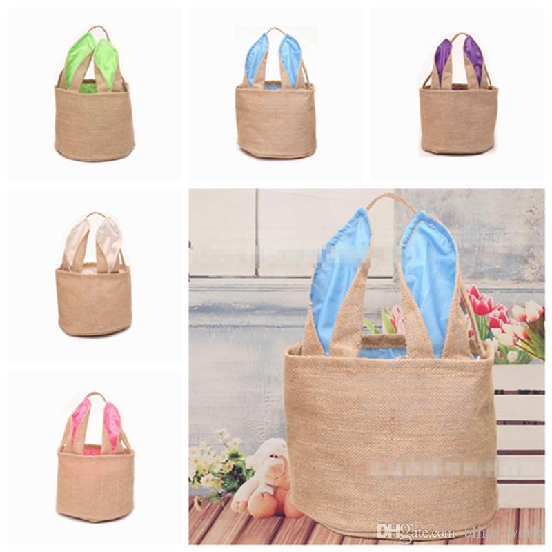 2019 Blank Easter Baskets Monogrammed Easter Bunny Buckets Bunny Ears Bucket Personalized Gift Bag Egg Organizer YW1921 From Bling_world $2.97 | DHgate.Com  sc 1 st  DHgate & 2019 Blank Easter Baskets Monogrammed Easter Bunny Buckets Bunny ...