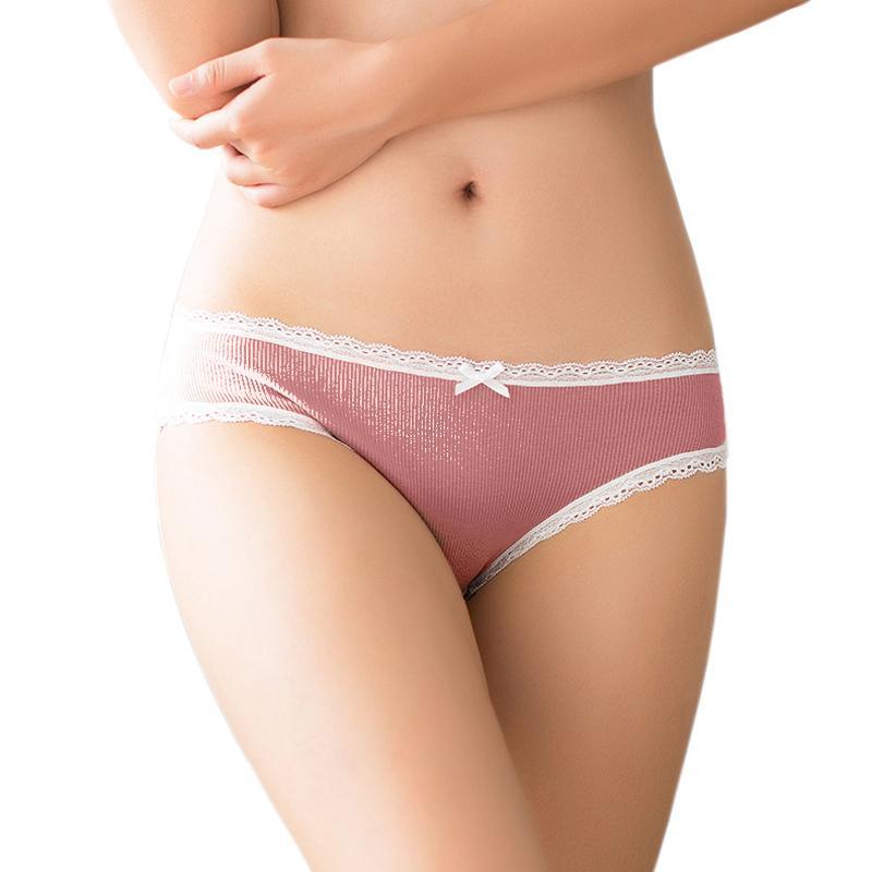 Lingerie Sexy biancheria intima delle donne Mutandine molli mutande riassunti senza giunte Hipster biancheria intima di pizzo Mutandine