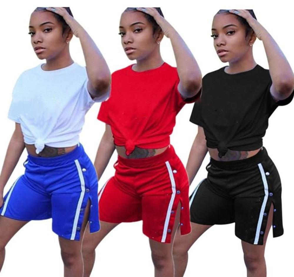 88dcd23df 2019 Women Champion Set Tracksuit Shirt Pants Outfits Short Sleeve Shirt  Pants Sweatsuit Pullover Tights Sportswear Sports Suit Dhl From Meet0802,  ...