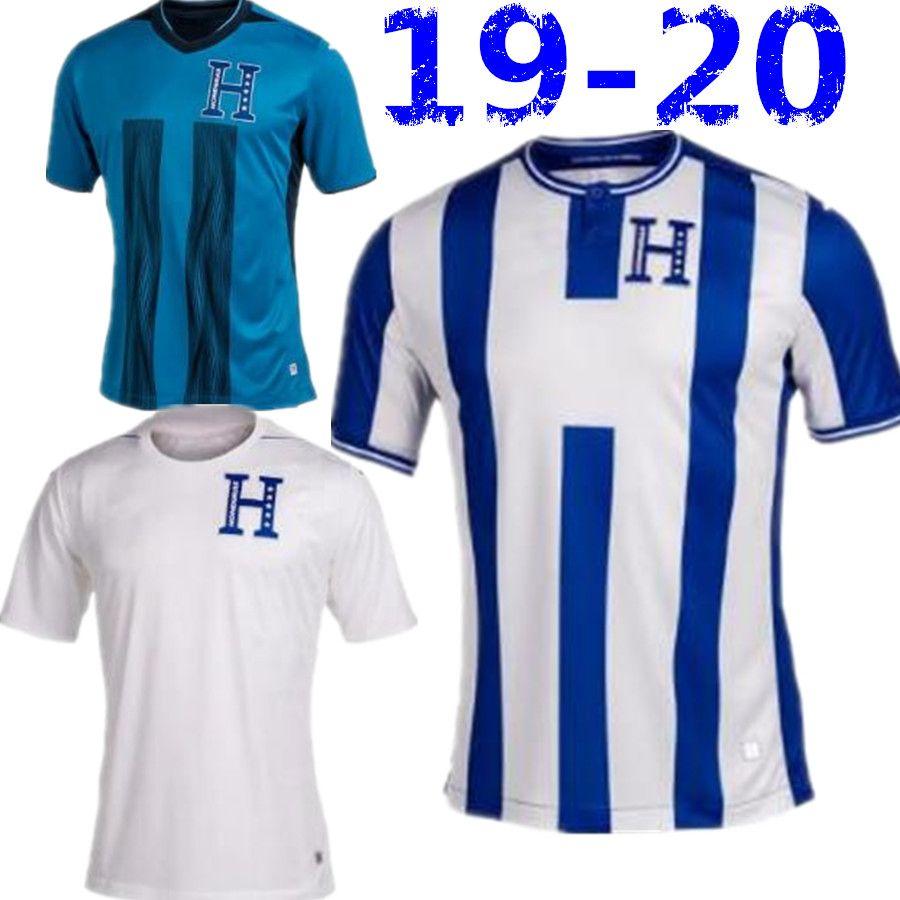 708393336cd 2019 Honduras Soccer Jerseys 2019 Futbol Camisetas Football Camisa Shirt  Kit LOZANO 12 QUIOTO ACOSTA ELIS Maillot Maglia Tops From Rui666888