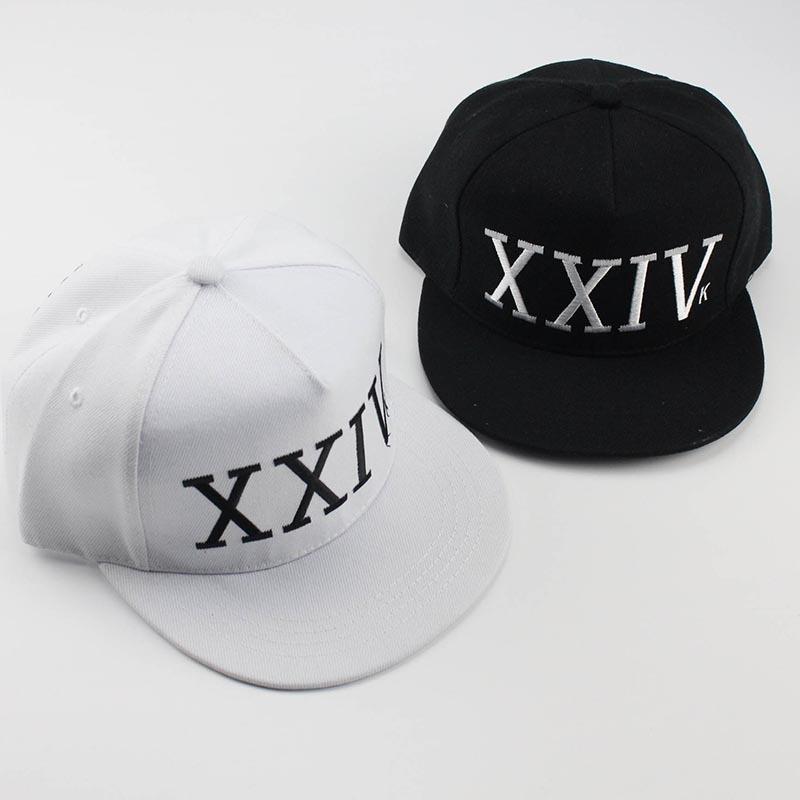 Bruno Mars Hat Snapback Hip Hop XXIV Baseball Caps New Arrival ... 43406592f42f