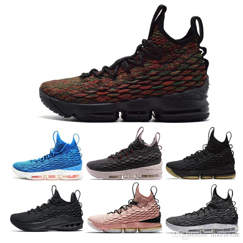 18a1580930b4 2019 2018 New Playoffs 15 XV EP South Coast 22 Colour Mens Games Basketball  Shoes High Quality 15s Casual Designer Sports Sneakers Size 7 12 From  Nikehome