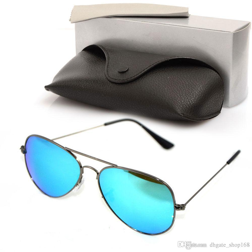 62065ce92922 High Quality UV Protection Sun Glasses Mens Womens Sunglasses 3025 ...