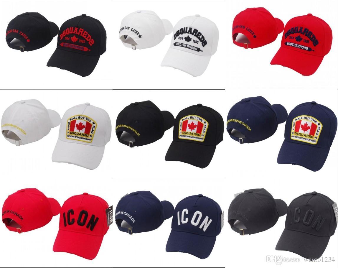 193734466b4d37 D2 ICON Hip Hop Baseball Cap Snapback Hats Brand Designer Canada ...