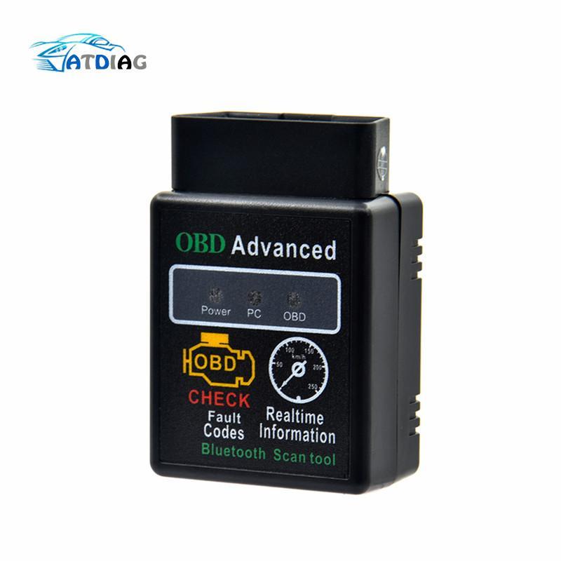 Parts & Accessories Automotive 1pc Auto Car Bluetooth ELM327 OBD2 OBDII Diagnostic Interface Scanner OBD Tool