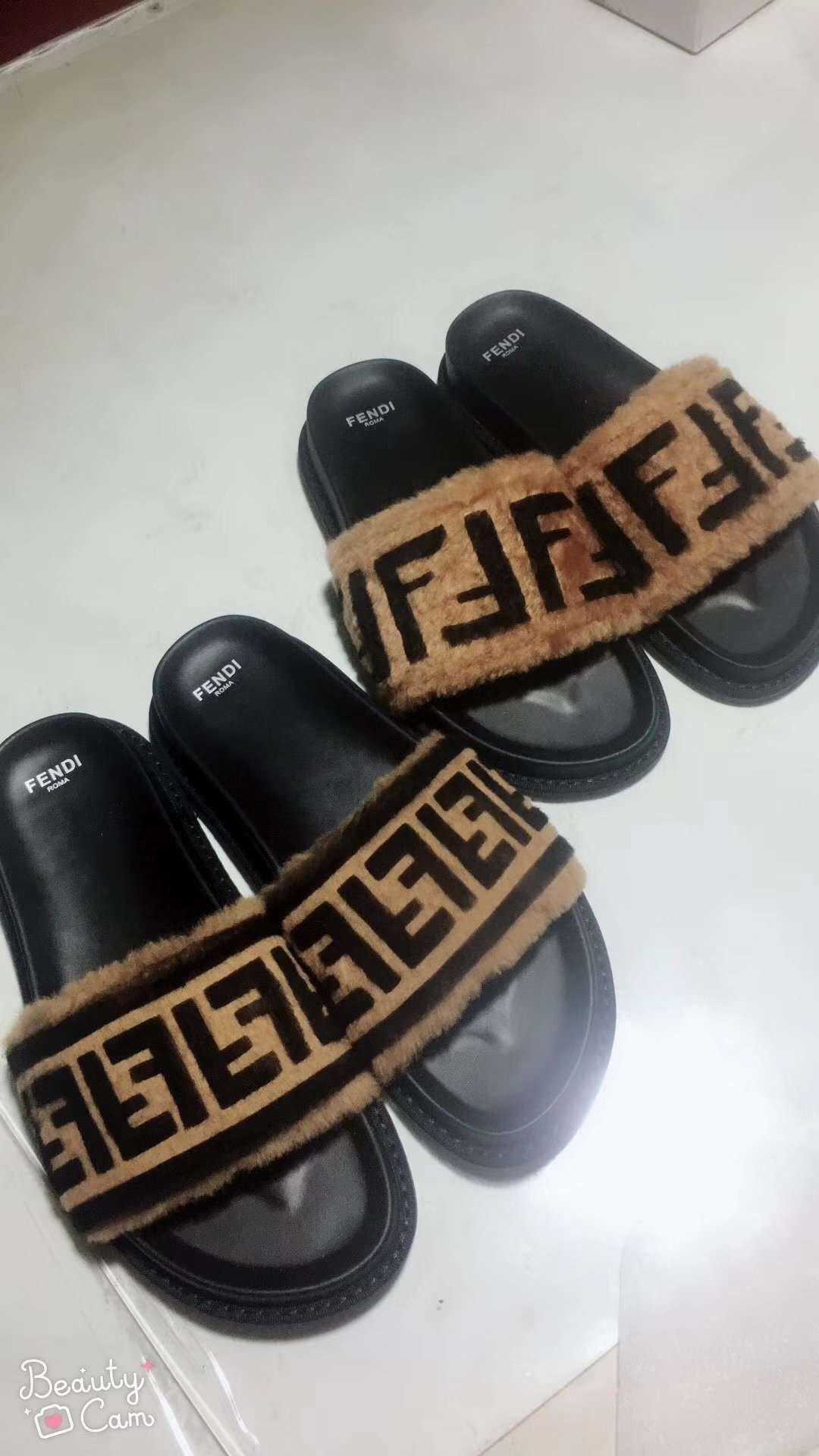 58b61c3460e 2019 Women Sandals Designer Slides Brand Fashion Striped Sandals Medusa  Scuffs Causal Non Slip Summer Huaraches Slippers Flip Flops Slipper Nude  Wedges ...