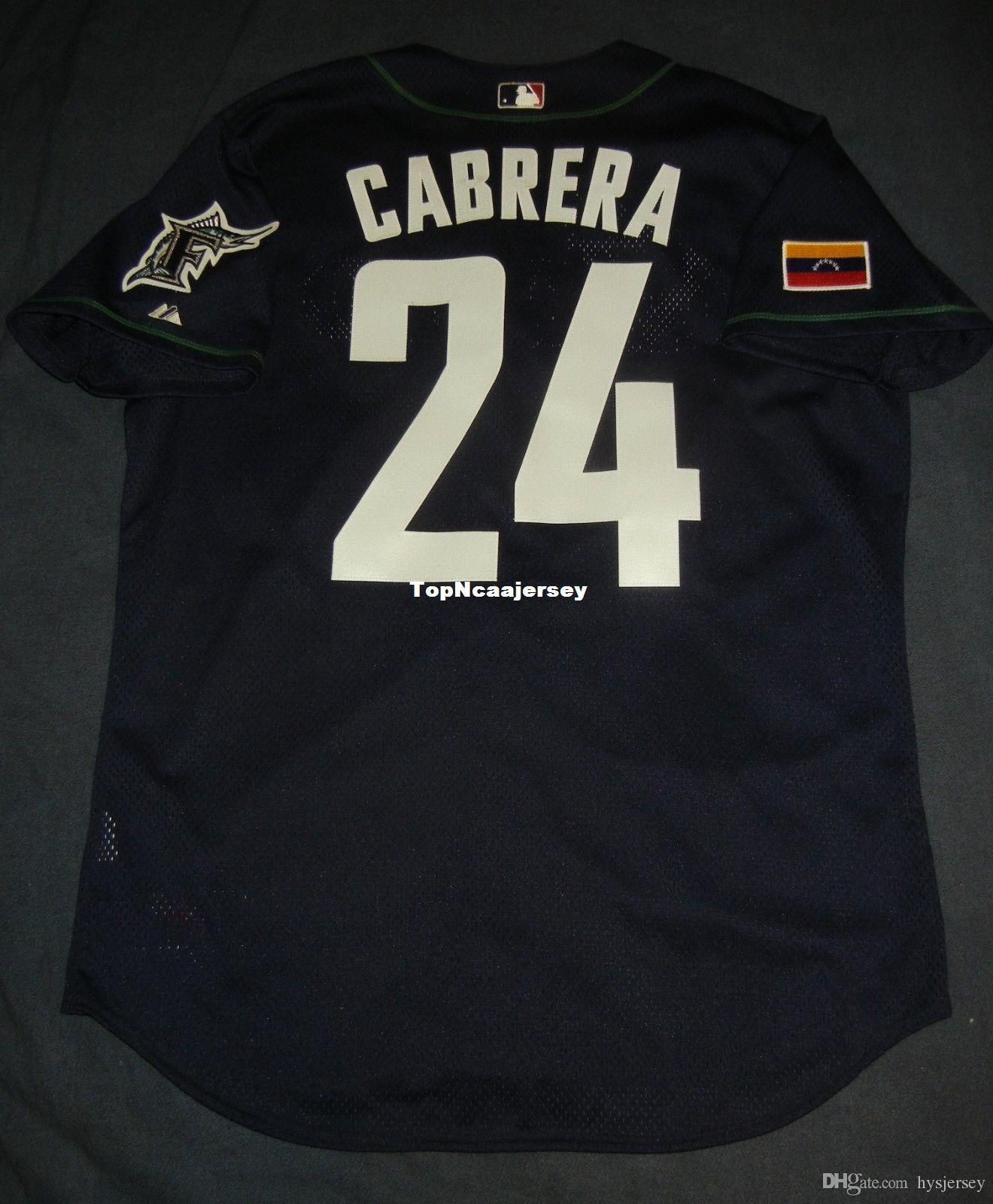 2019 Cheap Retro  24 MIGUEL CABRERA 2001 WORLD Futures All Star Jersey  Majestic ISSUED Mens Stitched Baseball Jerseys From Hysjersey e46ab5a5d