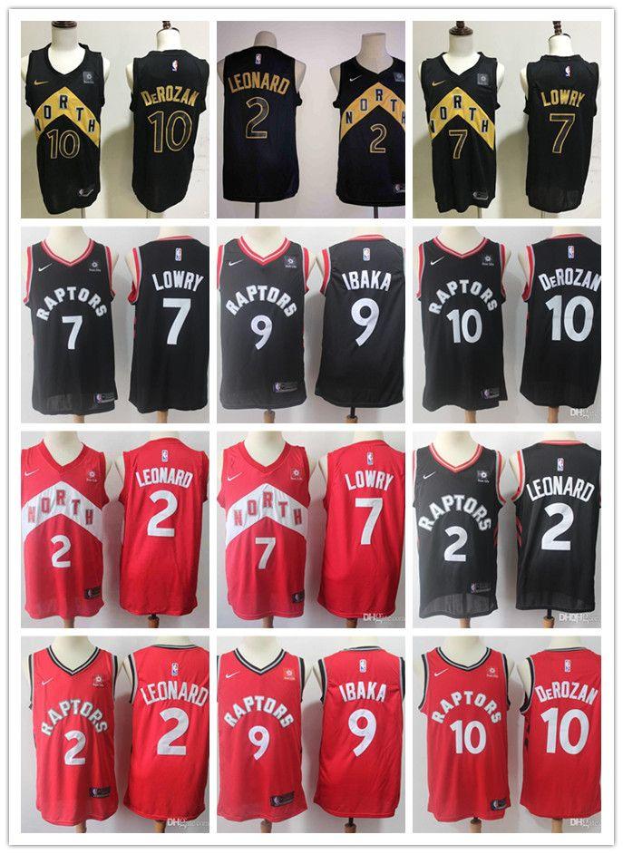 huge discount 211fe 89b12 2019 Toronto Kawhi 2 Leonard Raptors Jersey Retro Mesh Vince 15 Carter 1  McGrady Jersey New Kyle 7 Lowry ball Jersey Cheap sale
