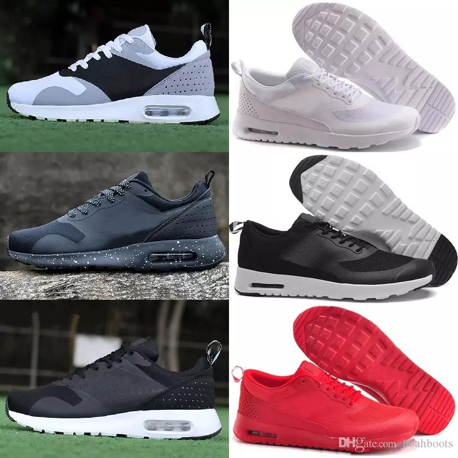 fc1bbac043 2019 2018 Best Tavas Thea 87 Running Shoes For Men'S Outdoor Sneakers AS  Tavas Mans Fashion Air Cushion Trainers Tennis Jogging Athletic Shoes From  ...