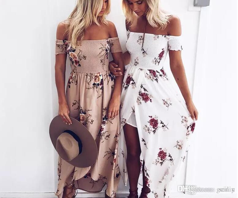 d2c5c6001ef Cheap Designer Simple Tea Length Dresses Best American Princess Polka Dot  Dress
