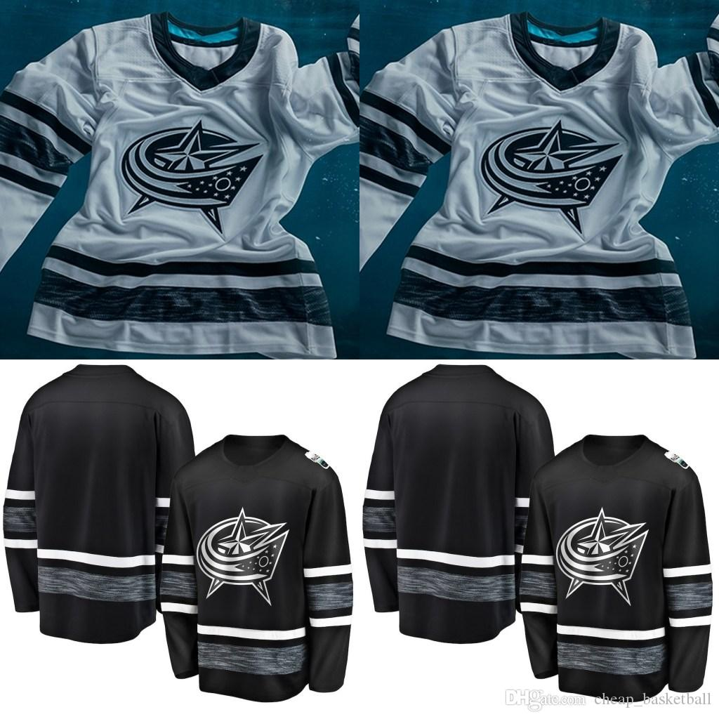 7f2d28de1 2019 All-Star Game Jersey Men Columbus Blue Jackets 13 Cam Atkinson ...