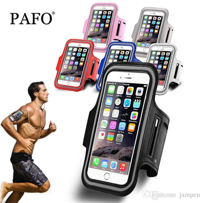 competitive price 04adb 1d218 For Iphone X Waterproof Sports Running Armband Case Workout Armband Holder  Pounch Cell Mobile Phone Arm Bag Band
