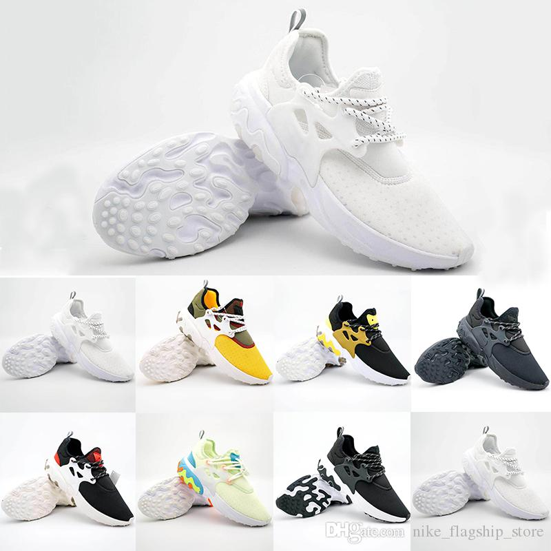 8cca8d33c09cd Cheaper New Presto Mid Epic React Men Women Running Shoes ...