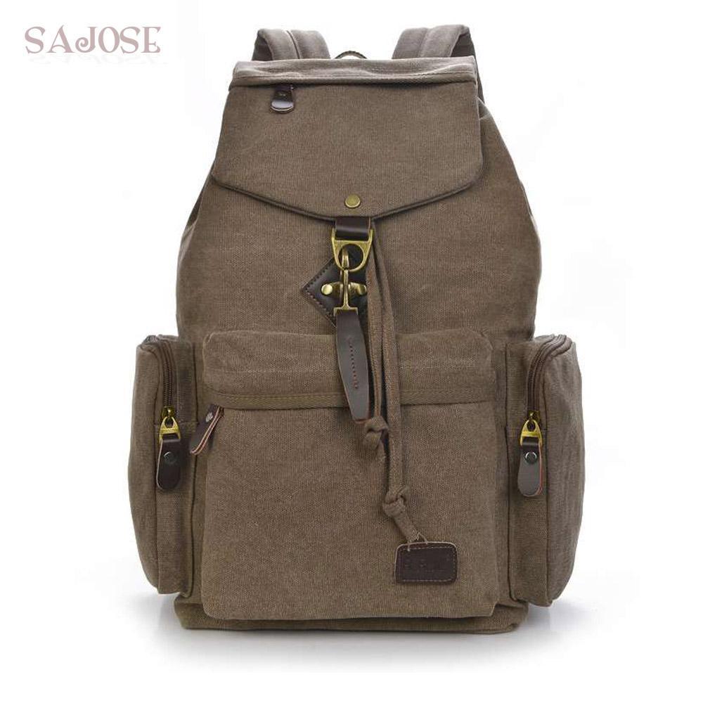 9e2a4db63dc8 Fashion Backpack Teenage For Girls Canvas Backpacks Women Student Shoulder  Bags Designer Brand Female Rucksack Casual Backpack Girl Backpacks Toddler  ...