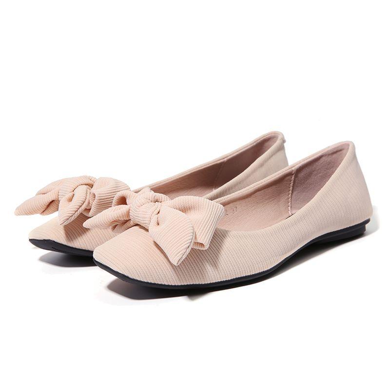 Basse Ballerine Donna Nere Beige NisScarpe Acquista hQdsrt