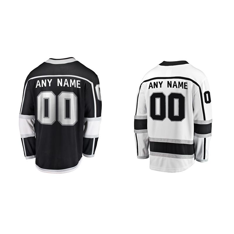 Mens Los Angeles Kings Custom Wayne Gretzky Jonathan Quick Dustin Brown  Anze Kopitar Adrian Kempe Drew Doughty Hockey Jersey UK 2019 From Langtou 62e153818