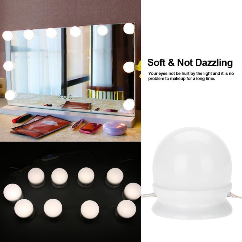 New Savings On Gloglow Makeup Vanity Mirror Lights Kithollywood