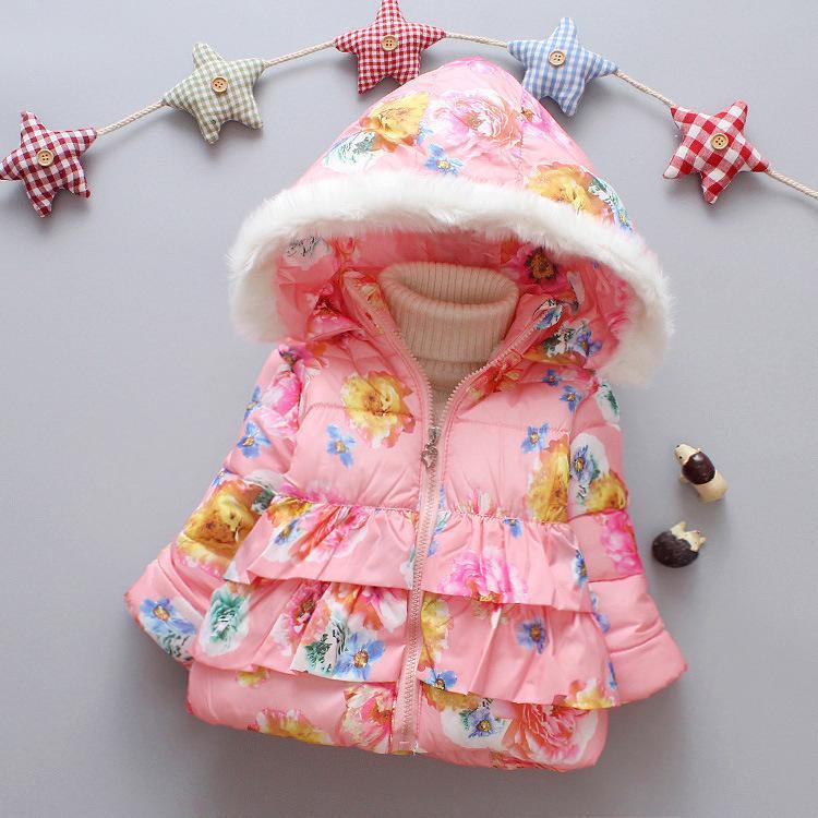d9b0a1c76 Good Quality Winter Girls Jackets Toddler Girls Casual Thicken ...