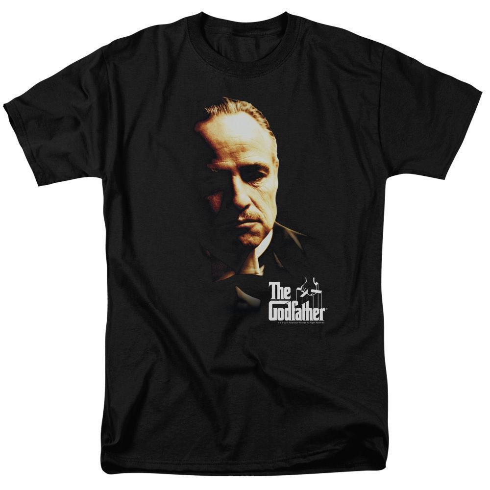 cbcfb710ef07d3 Großhandel Designer T Shirts Der Männer Hemd Pate Film DON VITO Bild Lizenz  T Shirt Von Boot42