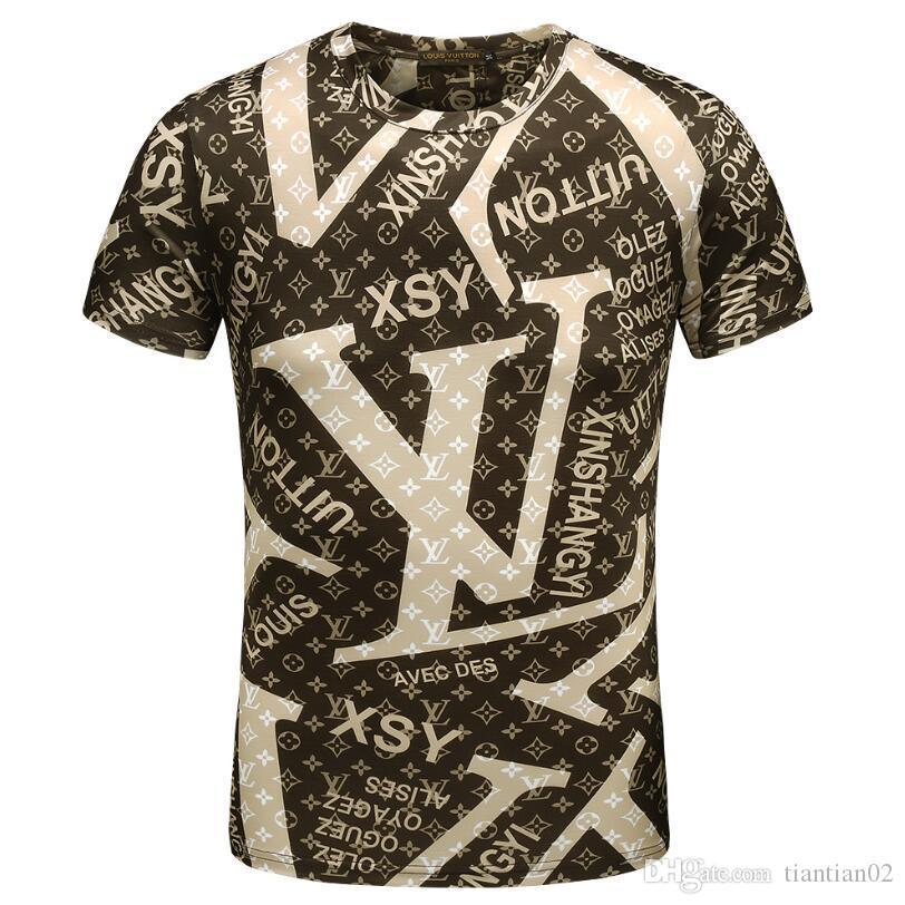 Firmado Tops De Hombres Manga Hombre Mujeres Moda G Italia Para Camiseta Marca Camisetas Impresa Famosa Corta Camisas Diseñador 34jRc5ALq