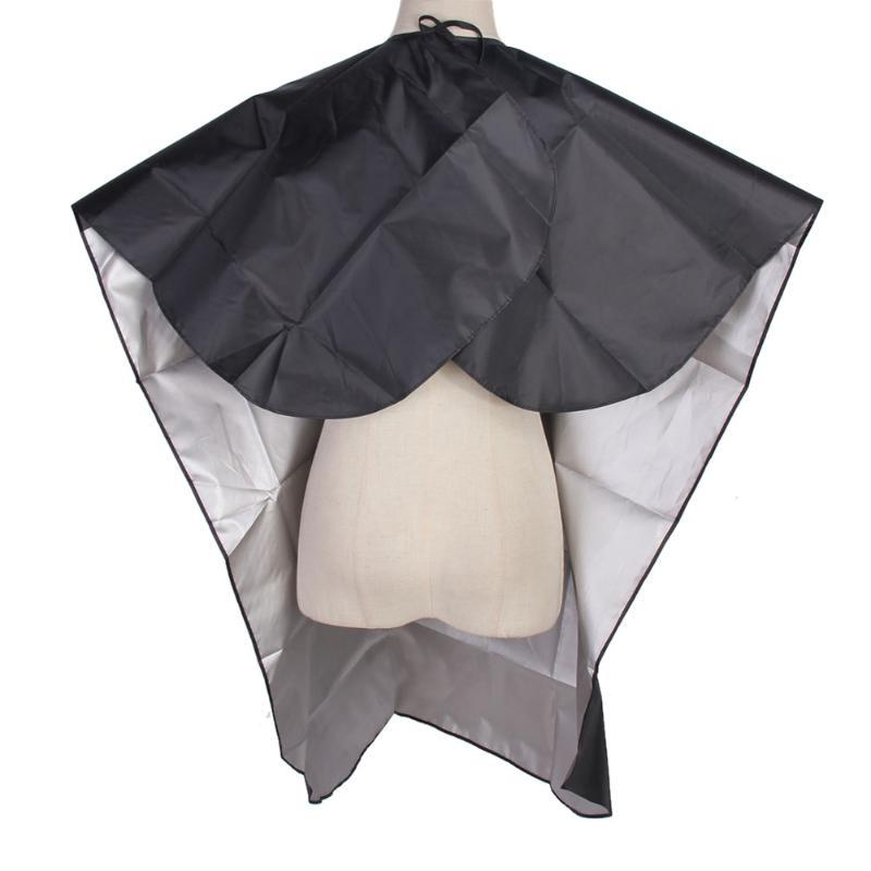 Waterproof Hairdresser Cape Professional Salon Barber Gown Cape Hairdressing Cape Gown Wrap Haircutting Cloth Hair Styling Tool