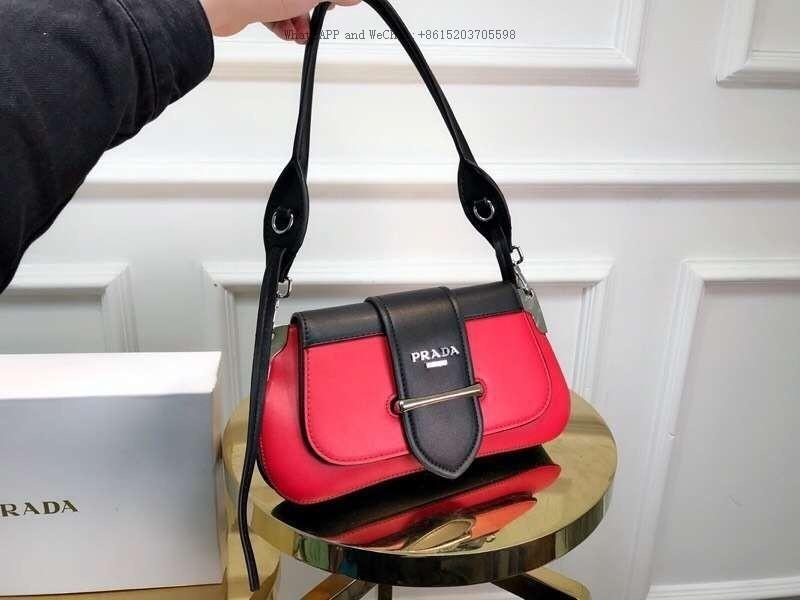 f85ce32694 Top The New High End Custom Brand Design Luxury Real Leather Fashion And  Elegant High Quality Messenger Women S Inclined Shoulder Bag Girls Purses  And ...