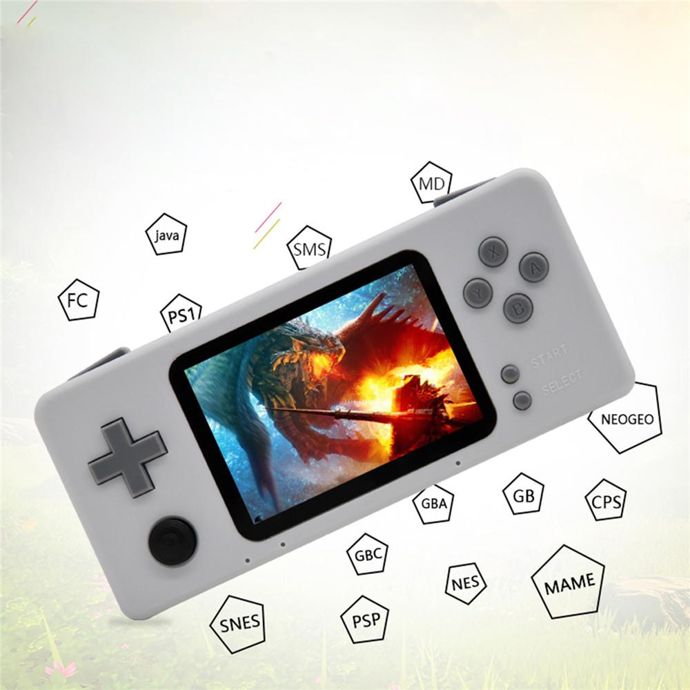 3 2 Inch IPS Rocker Handheld Game Console Player for Raspberry Pi CM3  Module Support WiFi Arcade Gamepad Controller