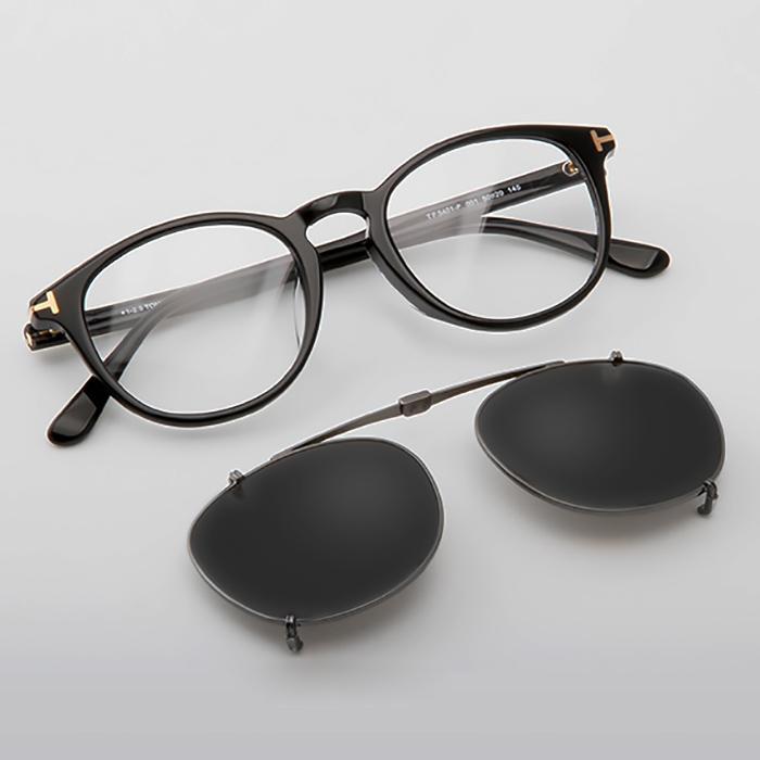 8fc86718738c4 Compre Quadro De Óculos De Acetato De TOM Óculos De Marca Dobrável Clipe Em  Óculos De Sol Das Mulheres Dos Homens Polarizados Prescrição Personalizada  ...