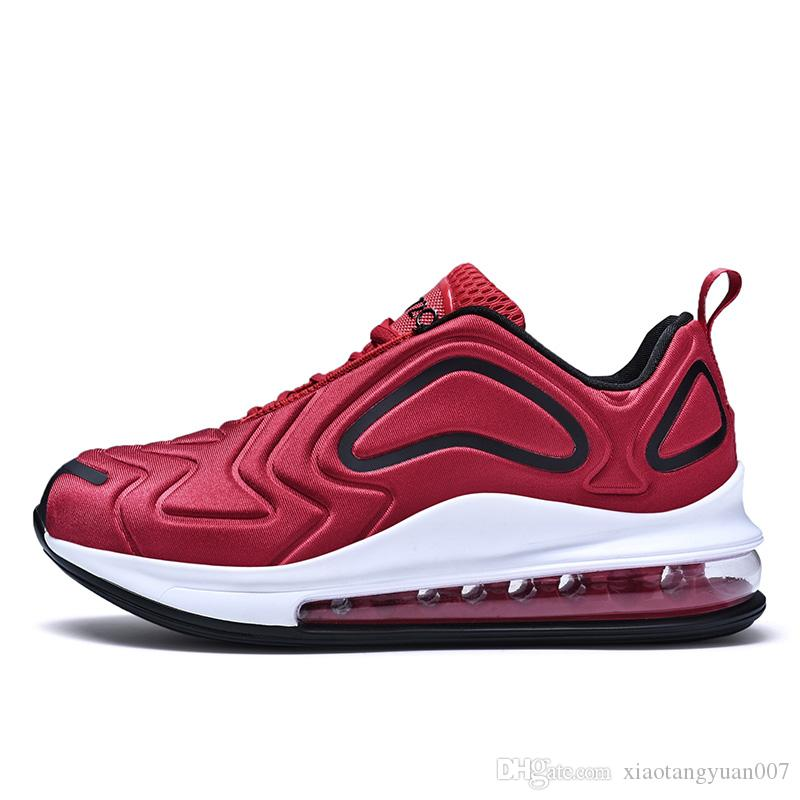 e45636a8eb2 2019 New Men's Sports Designer Shoes Large Size Fashion Air Cushion Shoes  Casual Shock Absorption Anti-skid Running Shoes (Size 7-13)