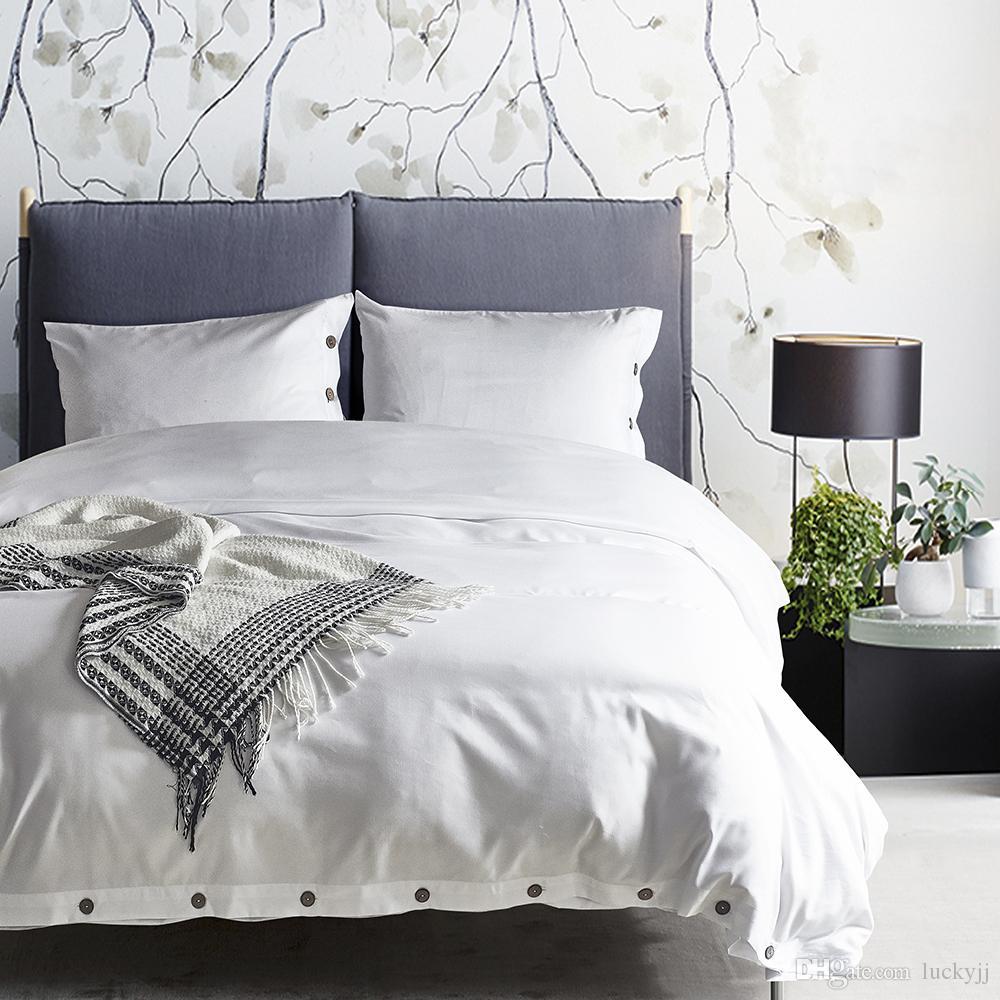 Großhandel Lucky King Bettbezug Set Home Luxus Mikrofaser Bettwäsche