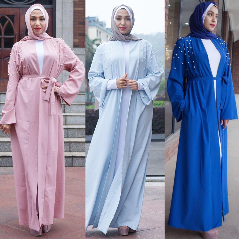 48950daecc413 muslim dress women lace open 2019 abaya islamic clothing bangladesh turkish  hijab dress islamic ramadan islamic dresses turkish