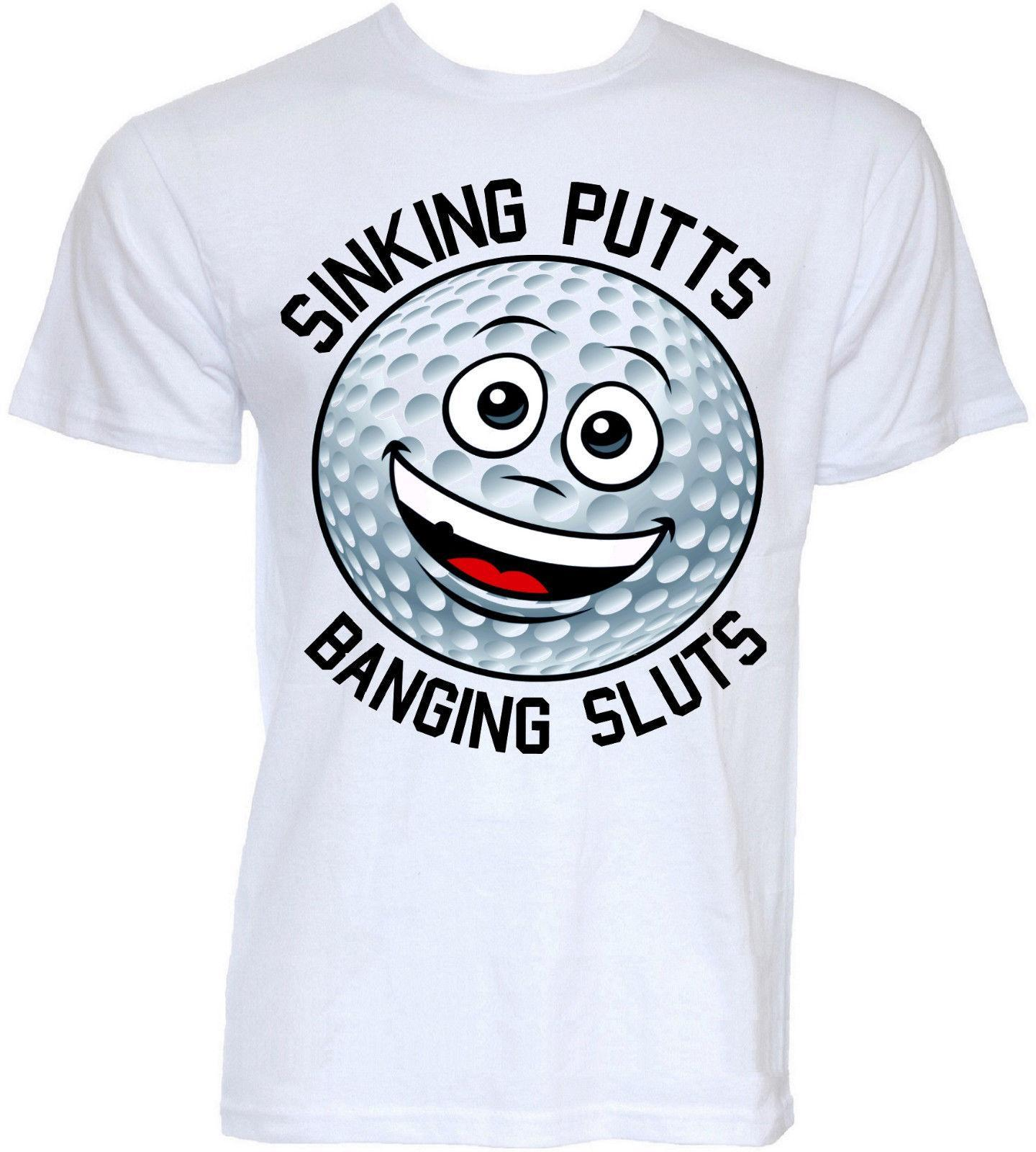e79fb77251 MENS FUNNY GOLF T SHIRTS COOL NOVELTY GOLFER GOLFING JOKE SLOGAN GIFTS T  SHIRT Crazy T Shirts T Shirt Prints From Yubin06, $25.33| DHgate.Com
