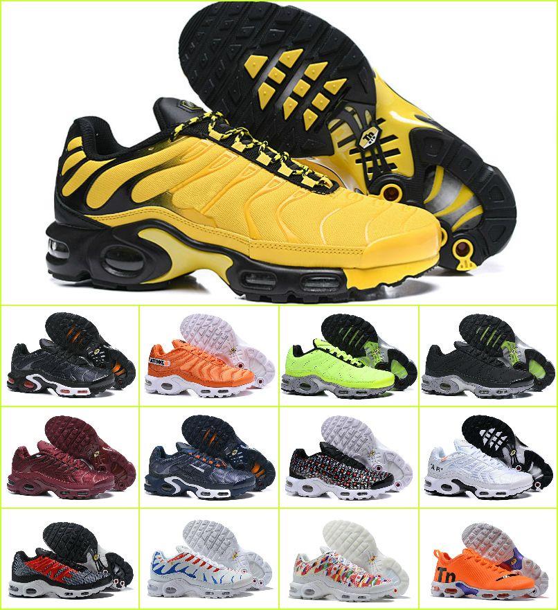 competitive price ec993 7a3ae Großhandel Umsatz 2019 Plus TN Air OG Weiß 97s Mann Läuft Aus Turnschuhen  270 Schuhe Tn Sport Designer Trainer Chaussures Tn Maxes Sneaker 40 46 Von  Ogshoes ...