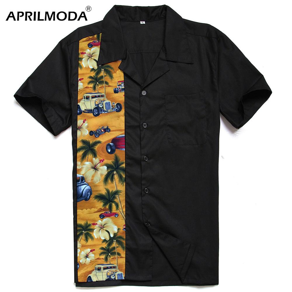 5f10efee Mens Retro Hawaiian Shirts | Top Mode Depot