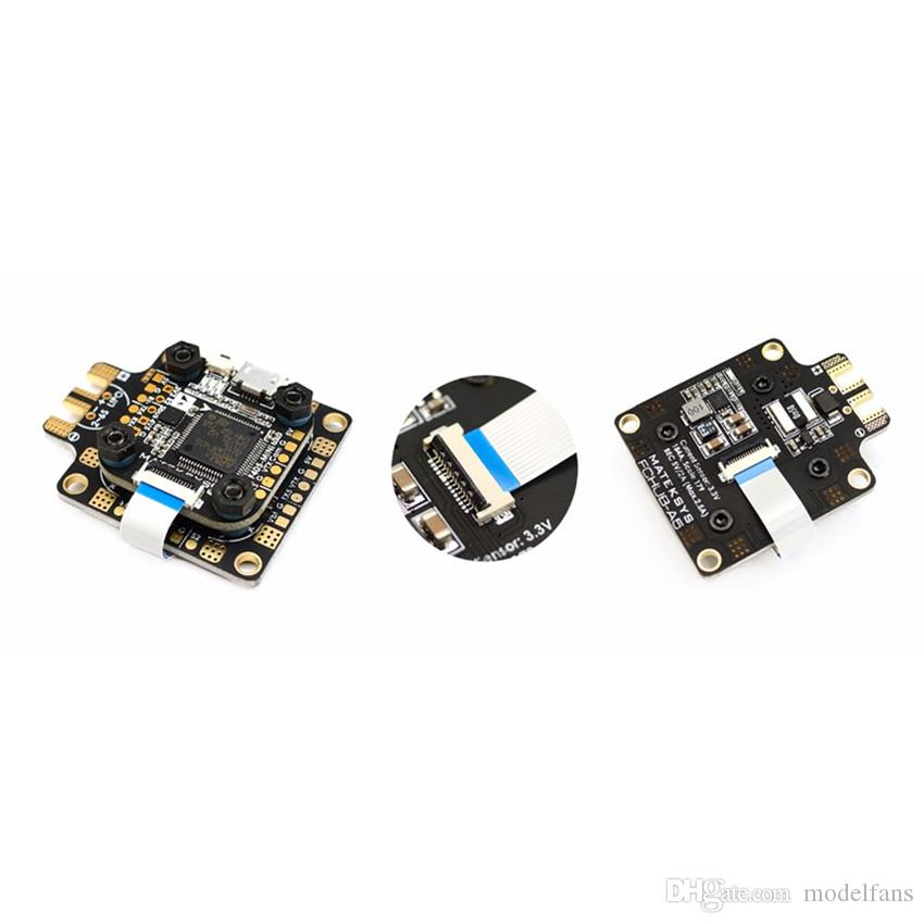 Matek F405-MINI F405 STM32F405 Flight Controller Control With Betaflight OSD Support DSHOT outputs mini General Rounting FC
