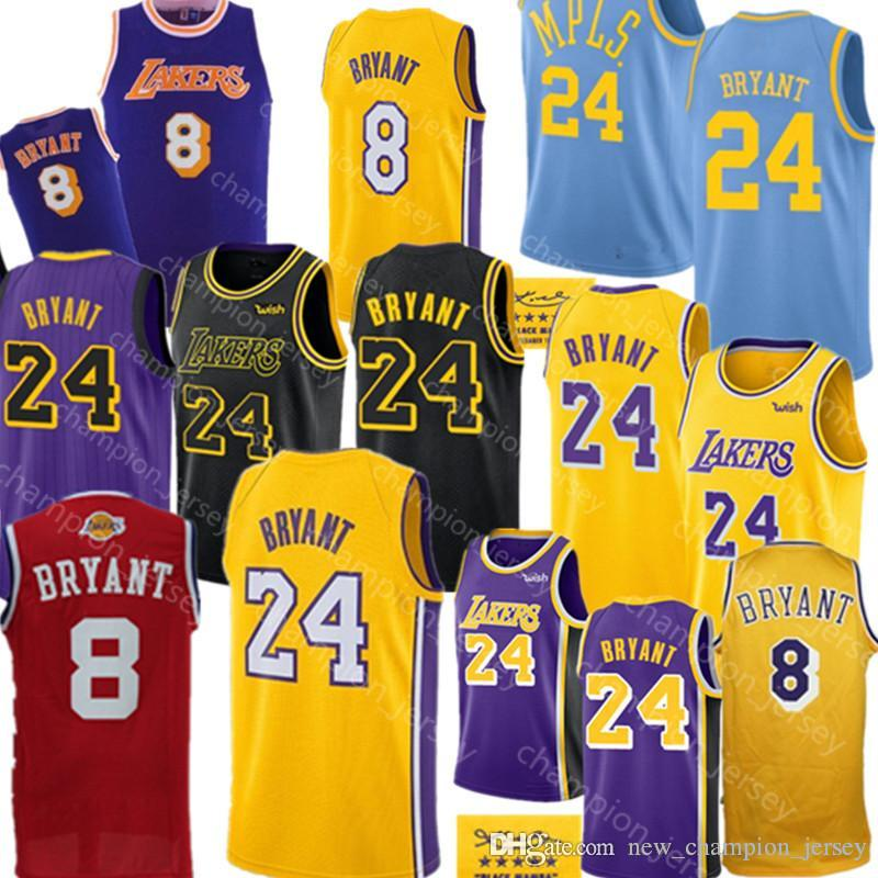 6a00f3cd6703 MEN Kobe Bryant Mesh Men Jersey Los Angeles 2018 Lakers NEW Bryant ...