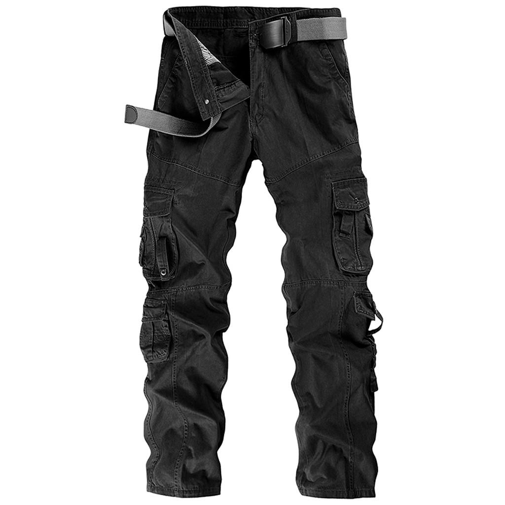 16378565ed8 2019 Cargo Tactical Pants Of Men 2019 New Fashion Style Outdoor Workwear  And Leisure Pants Cotton Trousers Men S Overalls Clothing From Sweatcloth