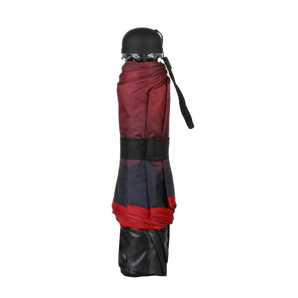 Travel Parasol Folding Rain Windproof Umbrella Folding Anti-UV Sun/Rain Umbrella Compact Outdoor Travel Umbrellas Best Price