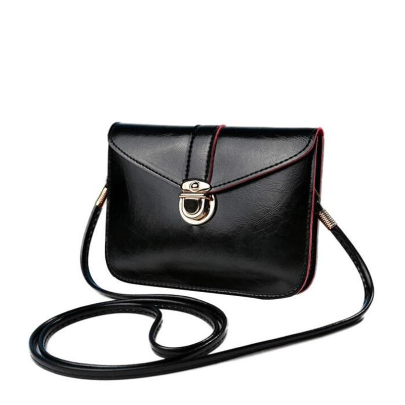 486866277fc0 Hotsale Vintage Women Bag Zero Purse Pu Leather Handbags Single Shoulder  Messenger Phone Bags Small Hasp Coin Purse Bolsos Mujer Man Bags Crossbody  Purses ...