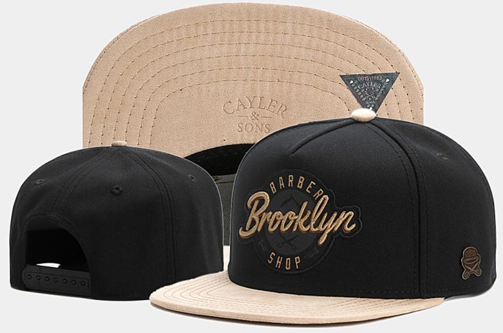 fcd2ea7ae070c 2019 New Retail Fashion CAYLER   SONS Snapback Cap Hip Hop Men Women  Snapbacks Hat Baseball Sports Cap