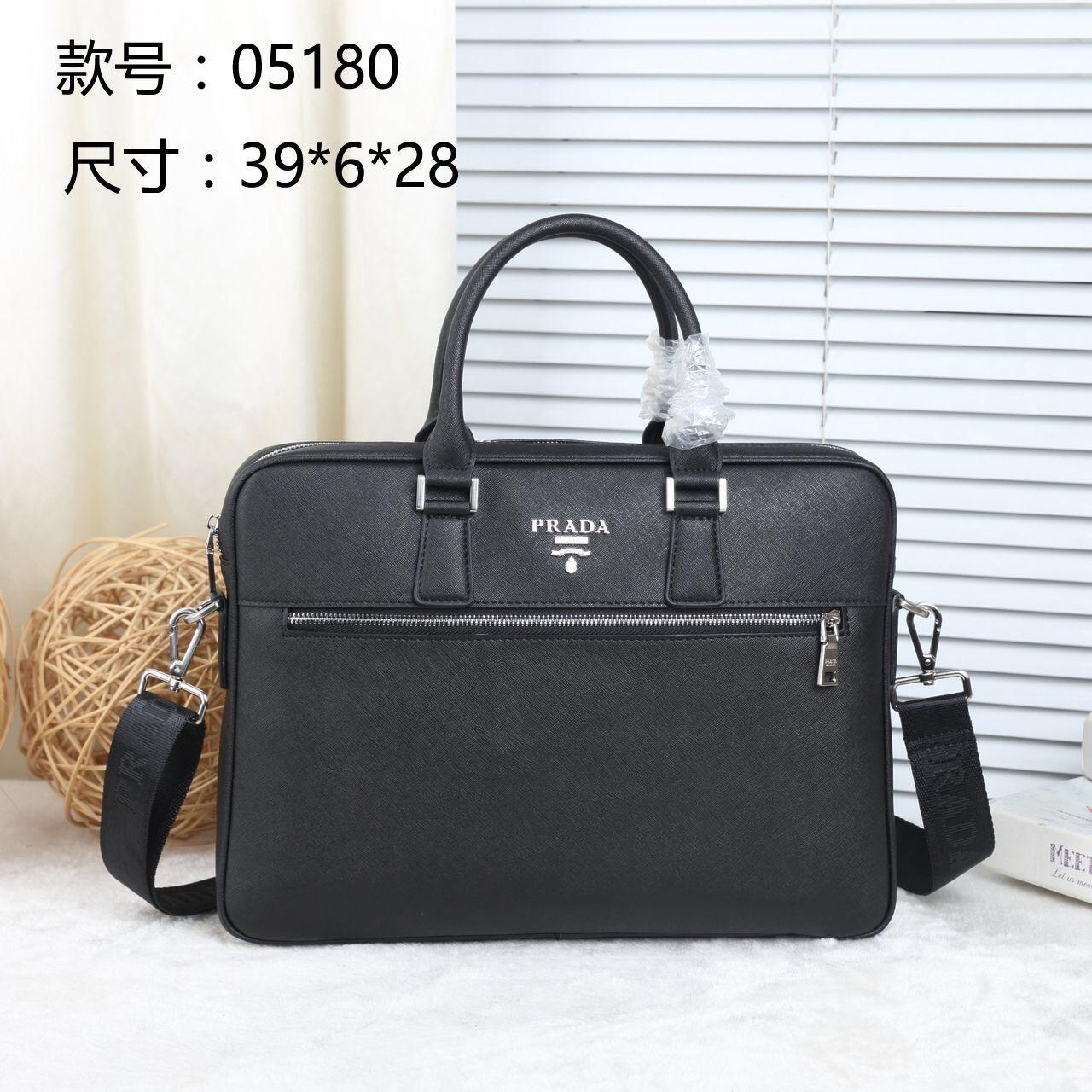c2357d74aa676 Famous Brand Business Men Briefcase Bag Man Shoulder Bag Luxury ...