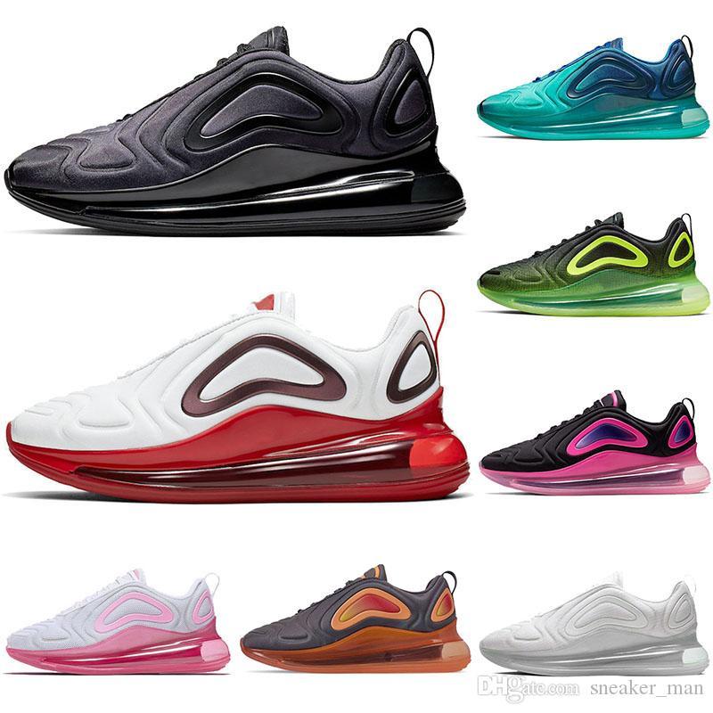 Hombre Tn 720s Negro Purple Cushion Designer Flair Max Shoes Blanco Mens Womens 2019 Triple Oxygen 720 Sports Nike Air Todo Sneakers nP80OkwX