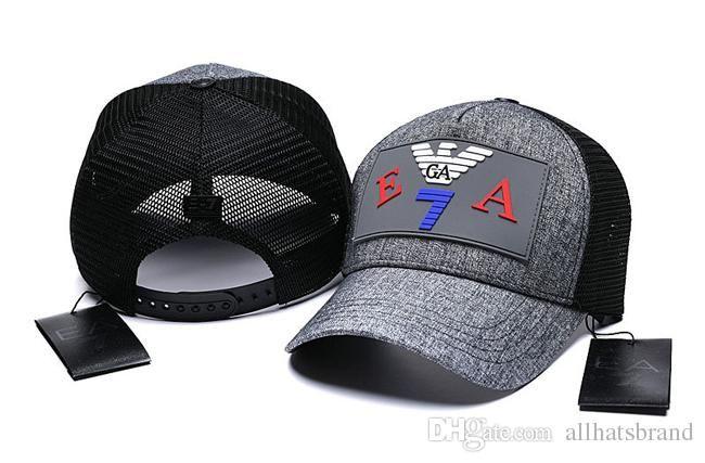 7244e9b2bb57d New Rare Fashion AX Hats Brand Hundreds Alumni Strap Back Mesh Cap Men  Women Bone Snapback Adjust Panel Casquette Golf Sport Baseball Cap Hat  Stores Custom ...