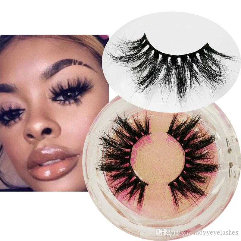 84c699f498c 25mm Lashes Real Mink Lashes Private Label Eyelashes 3d Mink Eyelashes Mink  Eyelashes Pcustom Label No Eyelashes Double Eyelashes From Ladyyeyelashes,  ...
