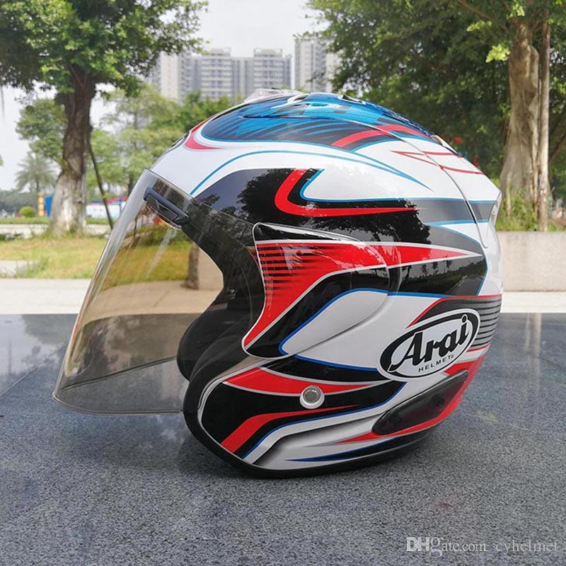 Arai hot sale REPLICA HELMET Motorcycle Half Helmet Open Face Safety helmet(Replica-Not Original)