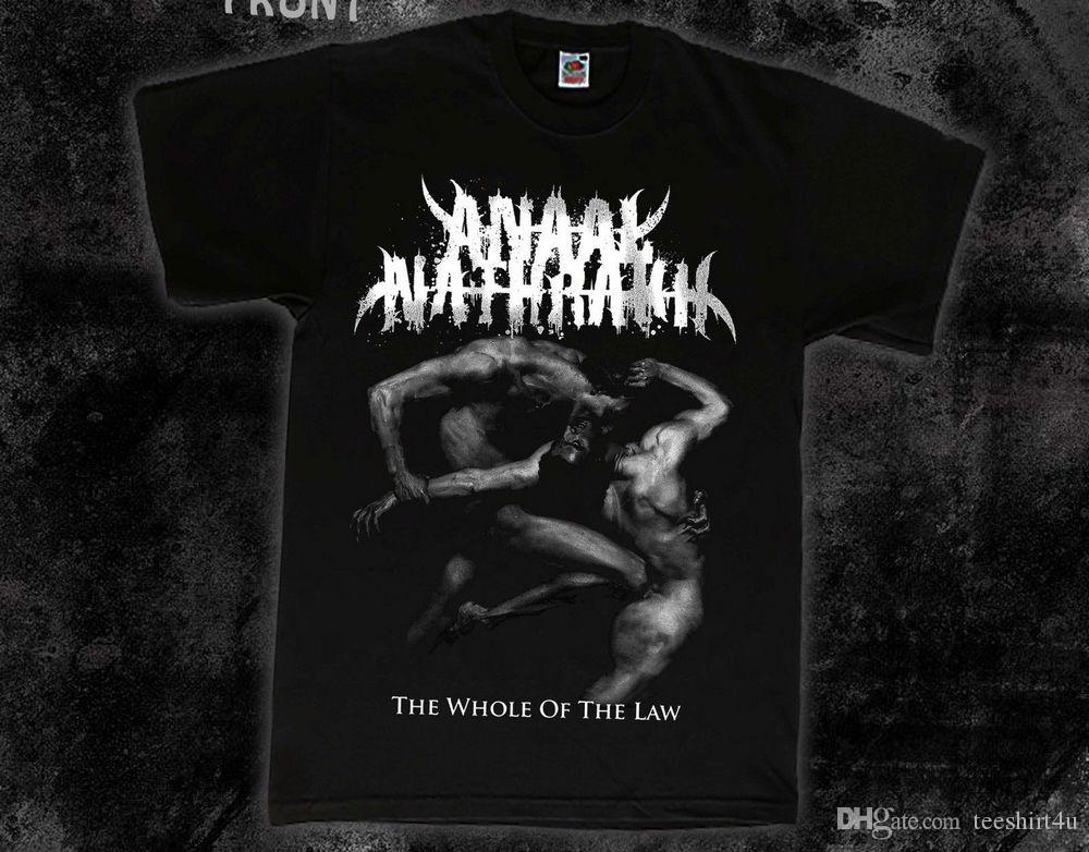 British extreme metal band,T/_shirt-SIZES:S to 6XL ANAAL NATHRAKH