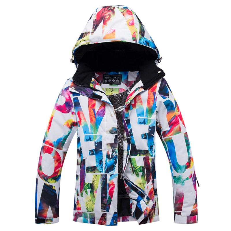 fc1f0d9c8 LGFM-ARCTIC QUEEN Skiing Jackets Women Snowboarding Jacket Female ...