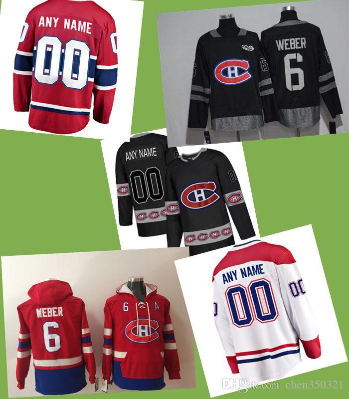3885b572f Custom Montreal Canadien Jersey Jonathan Drouin Shea We Joel Armia ...