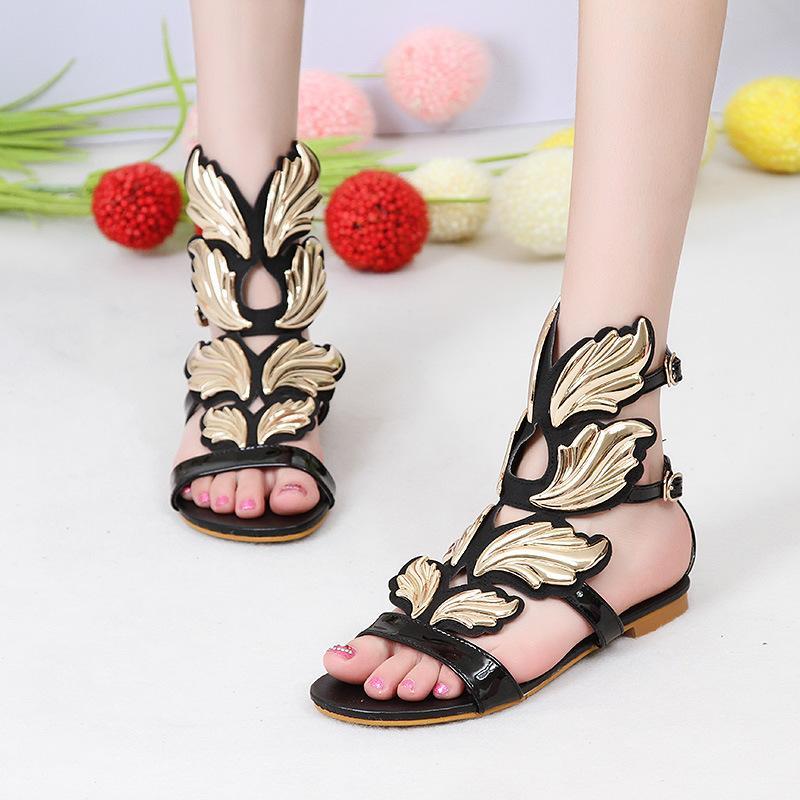 Frauen Sandalen Schuhe Xiniu Sommer Casual Sandalen Frauen Weiche Gladiator Sandalen Mädchen Strand Schuhe Casual Sommer Schuhe Der Dame Schuhe Flache Ankle Sandalen