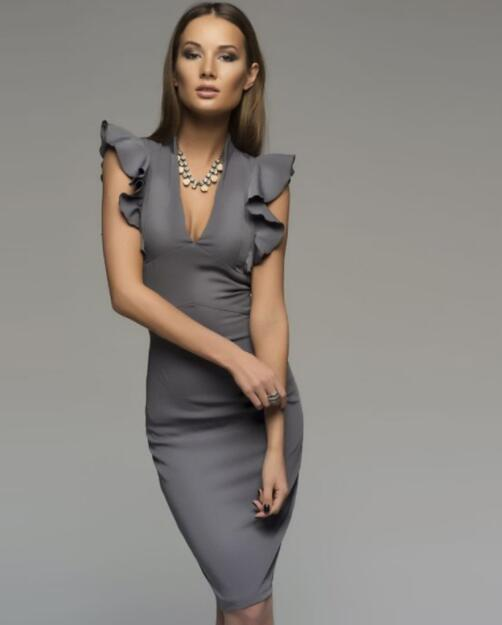 043b60c336 Casual dresses are the most commonly seen dresses for women among all  clothing. A pair of semi formal dresses can make woman look soft and charming  more ...